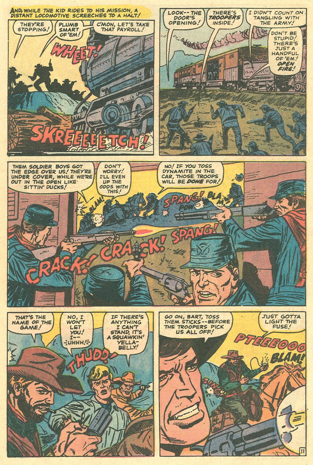 Read online Two-Gun Kid comic -  Issue #96 - 17