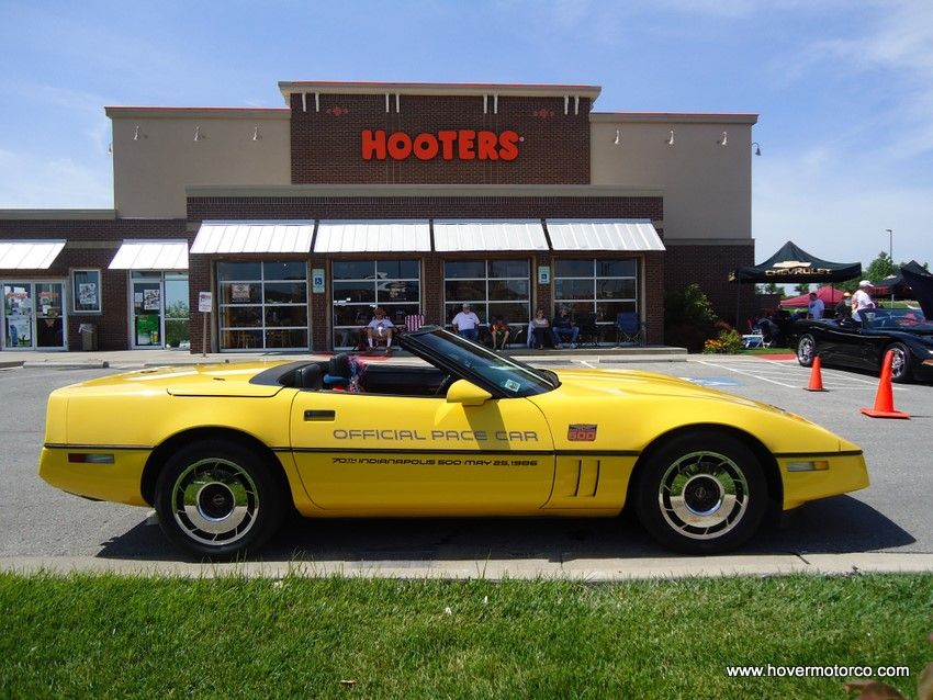 HOVER MOTOR COMPANY: 1984-1996 C4 Corvette history and memories  The