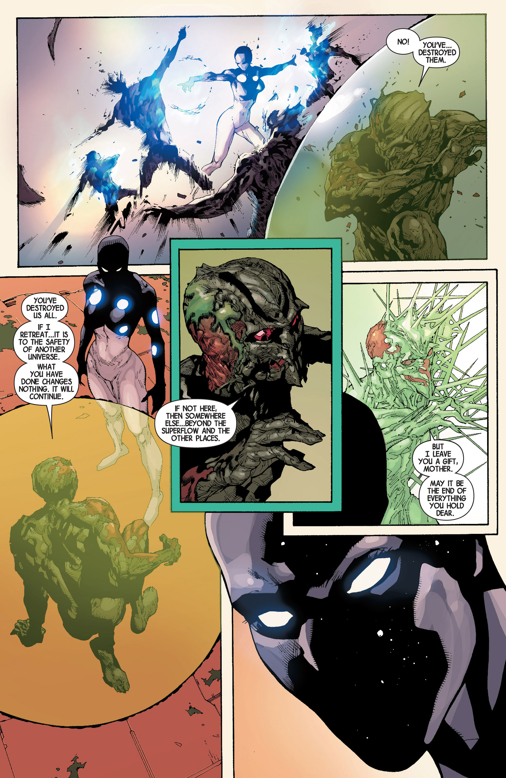Read online Avengers (2013) comic -  Issue #21 - 27