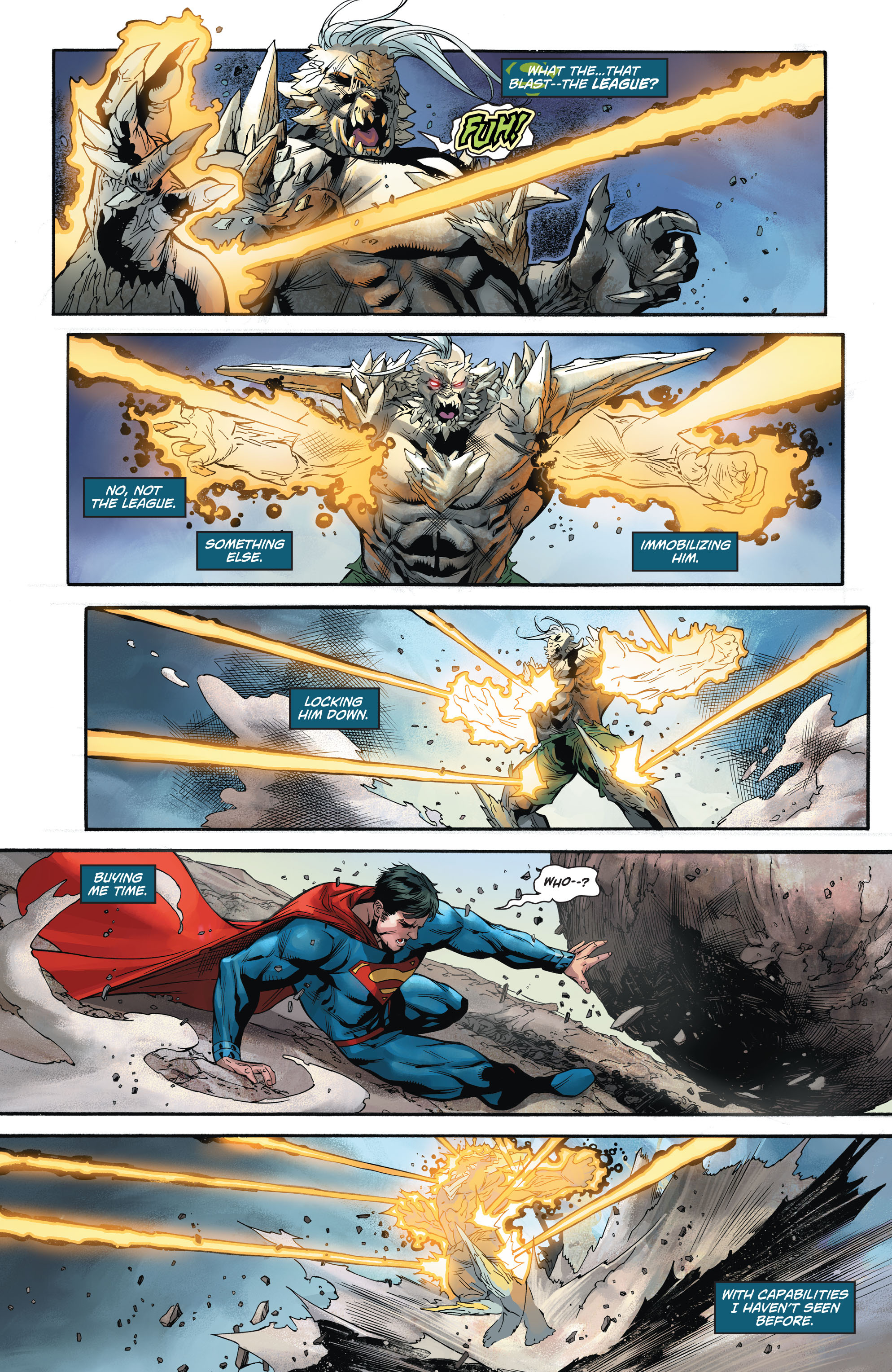 Read online Action Comics (2016) comic -  Issue #961 - 22