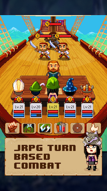 Knights of Pen & Paper 2 v2.0.5 APK Full