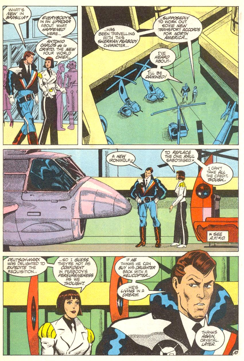 Read online American Flagg! comic -  Issue #14 - 11