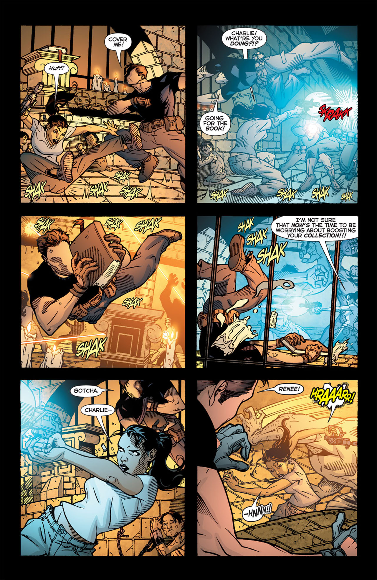 Read online 52 comic -  Issue #23 - 12