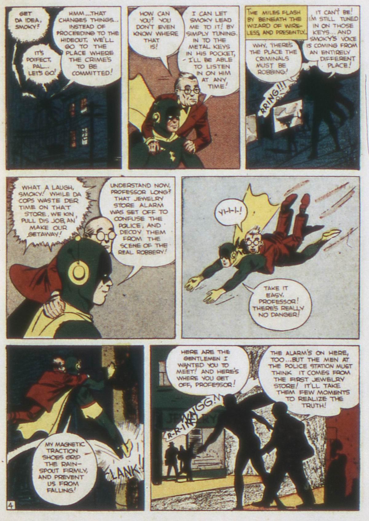 Read online Detective Comics (1937) comic -  Issue #87 - 21