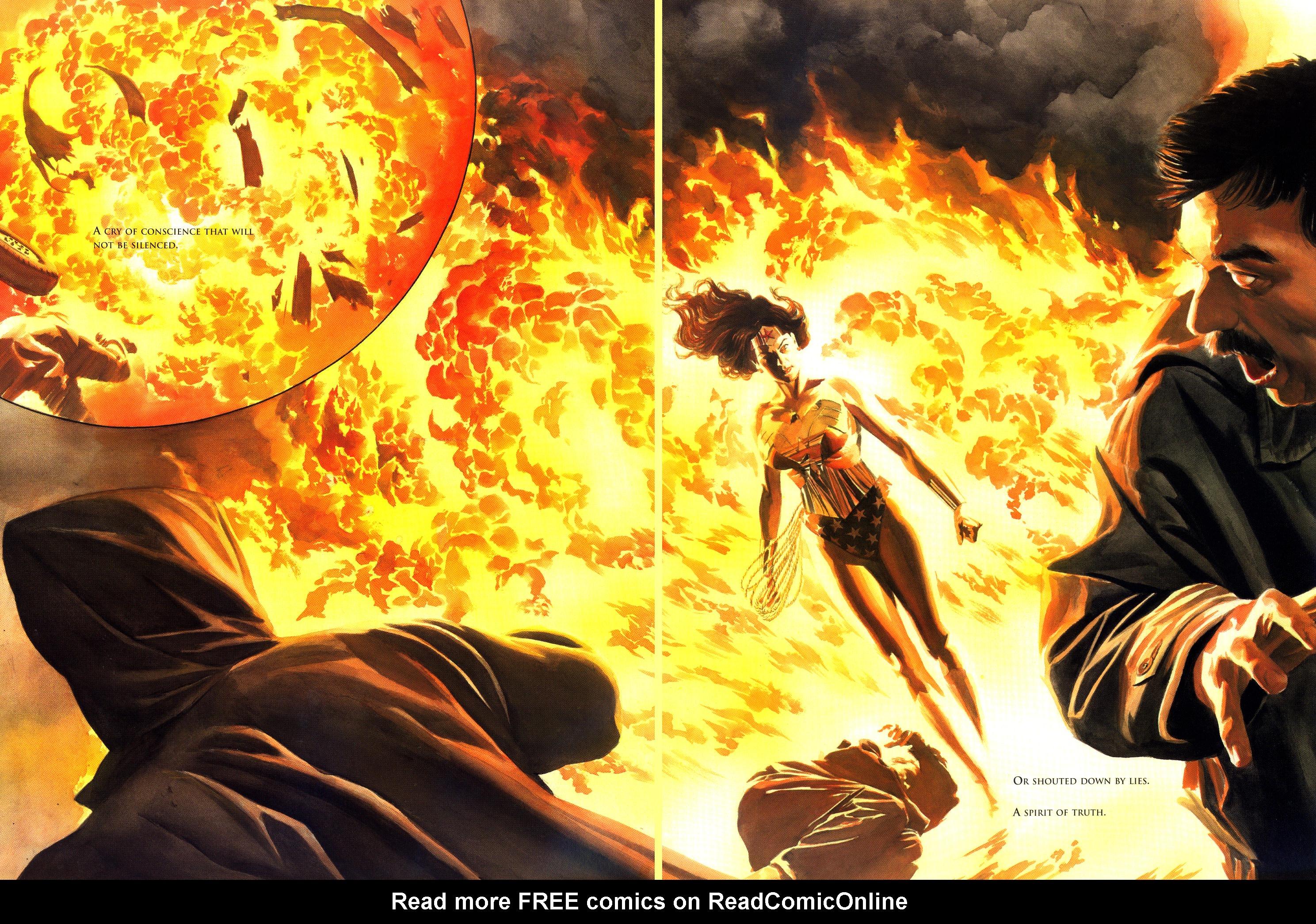 Read online Wonder Woman: Spirit of Truth comic -  Issue # Full - 65