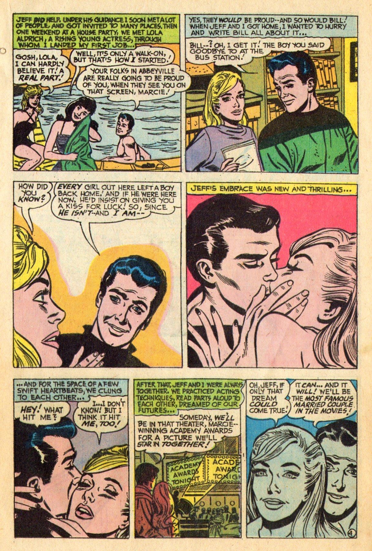 Read online Secret Hearts comic -  Issue #136 - 13