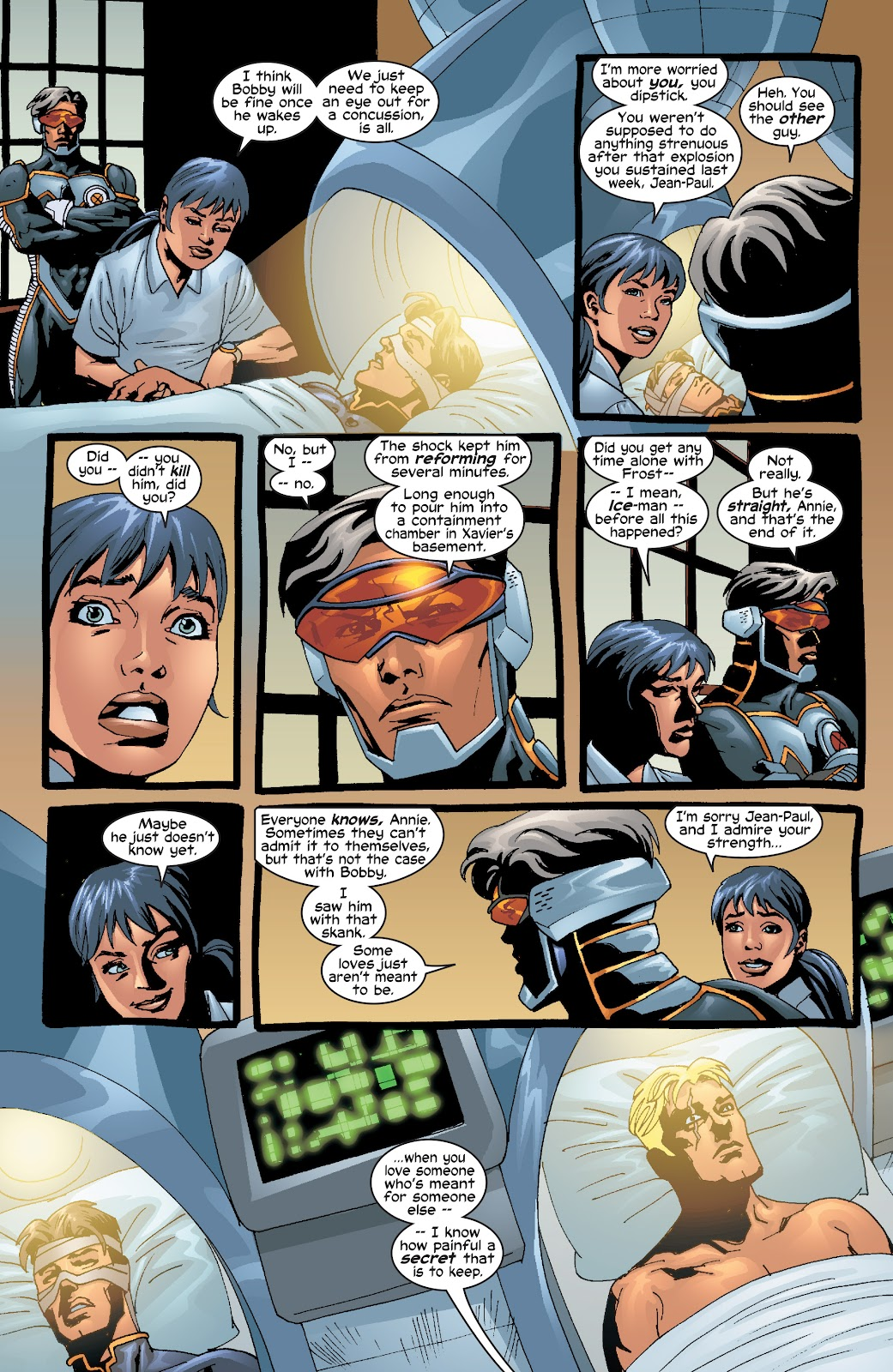 Read online X-Men: Unstoppable comic -  Issue # TPB (Part 2) - 46