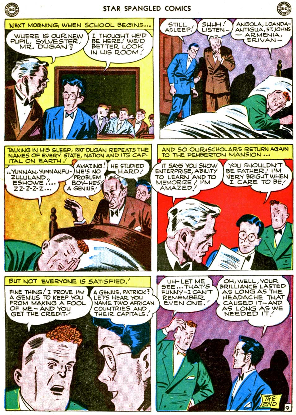 Star Spangled Comics (1941) issue 56 - Page 30