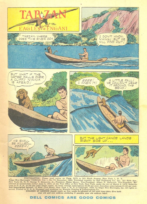 Tarzan (1948) issue 75 - Page 3