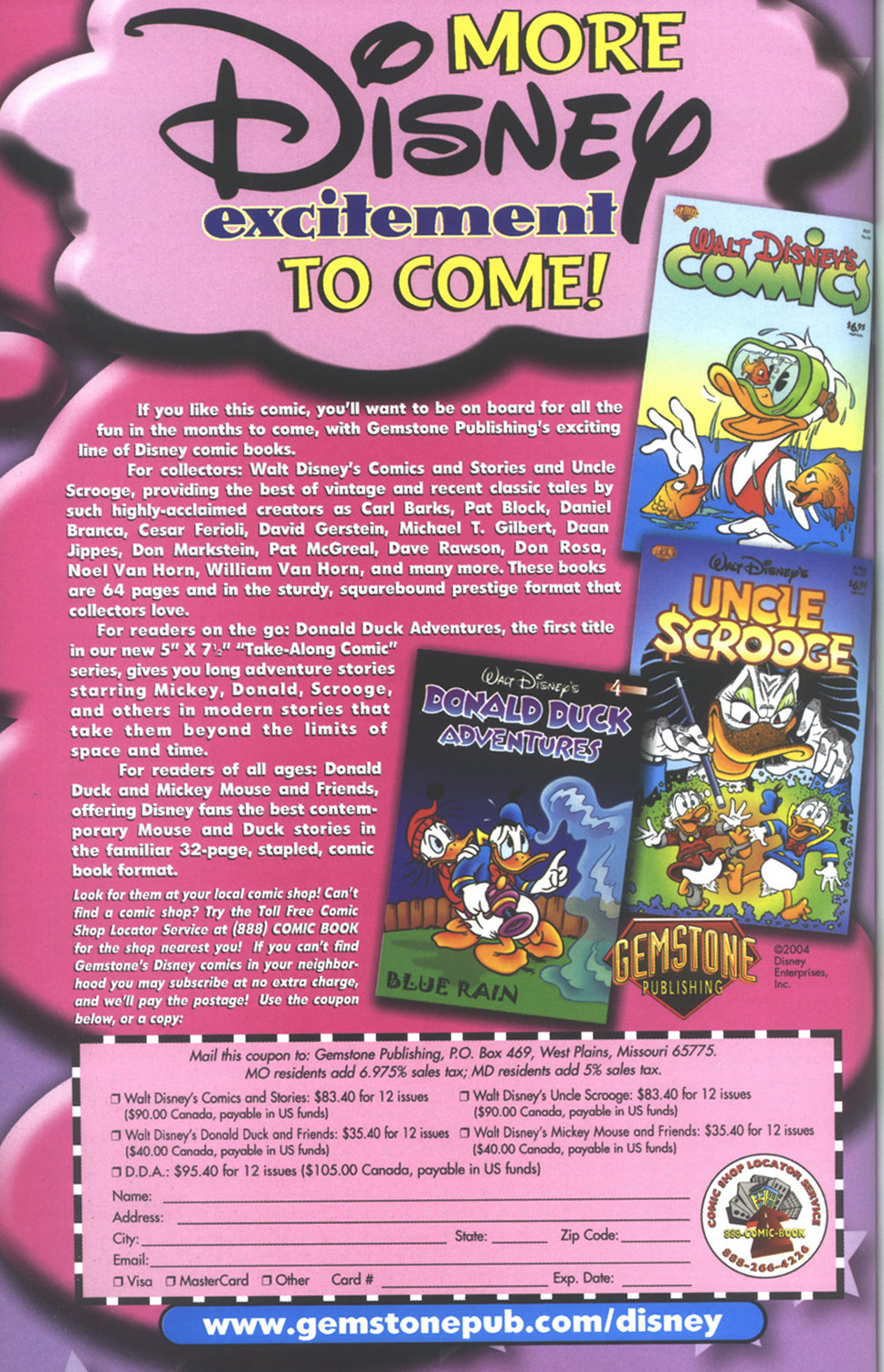 Read online Uncle Scrooge (1953) comic -  Issue #334 - 50
