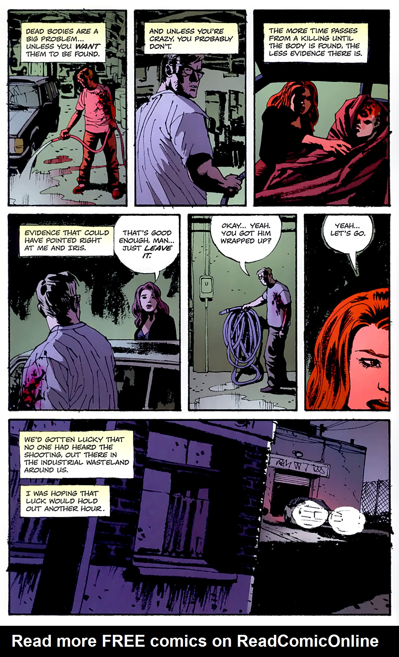 Read online Criminal (2008) comic -  Issue #6 - 4