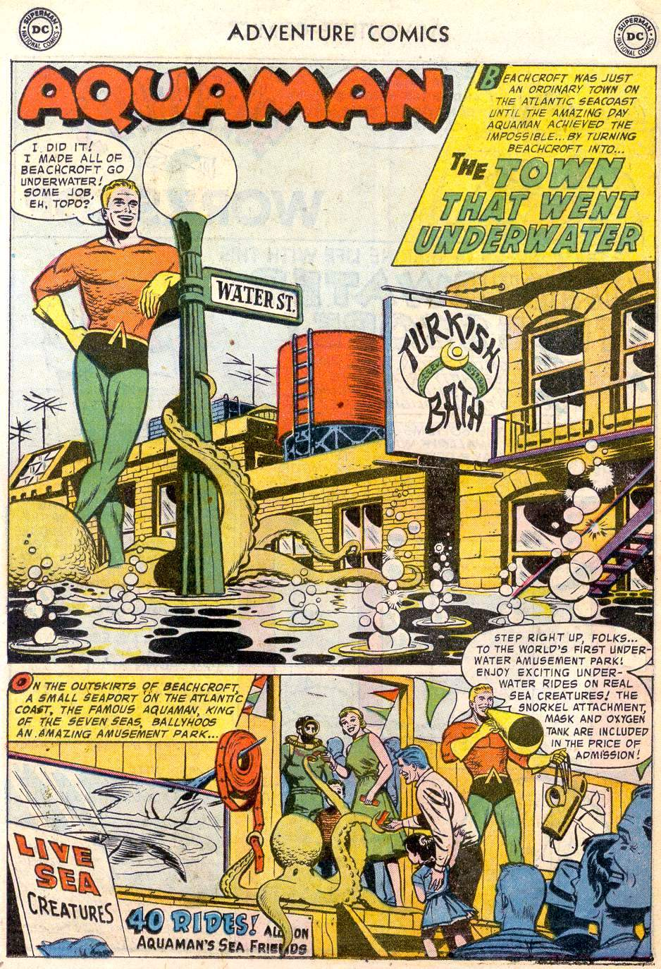 Read online Adventure Comics (1938) comic -  Issue #246 - 18