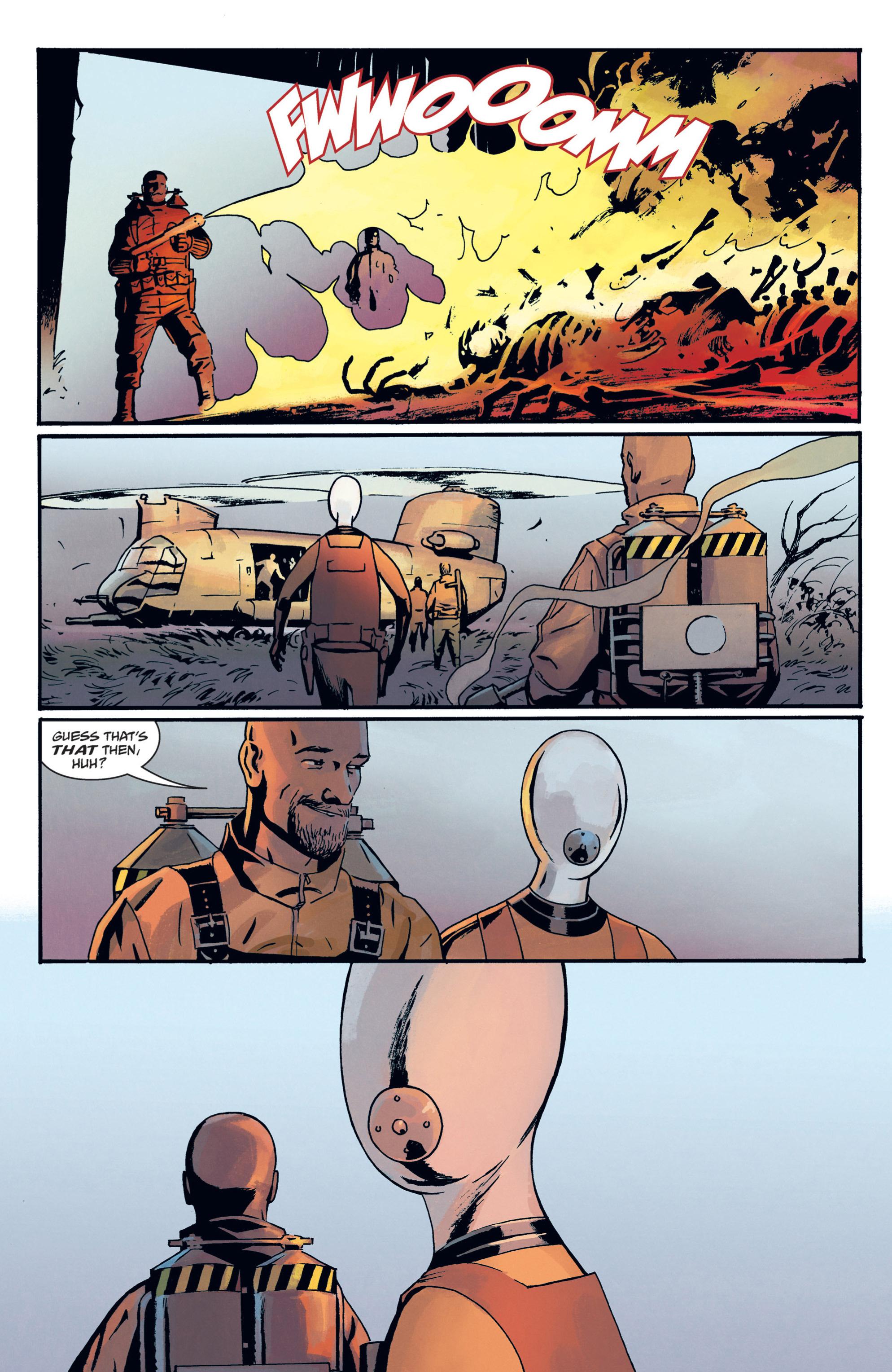 Read online B.P.R.D. (2003) comic -  Issue # TPB 12 - 92