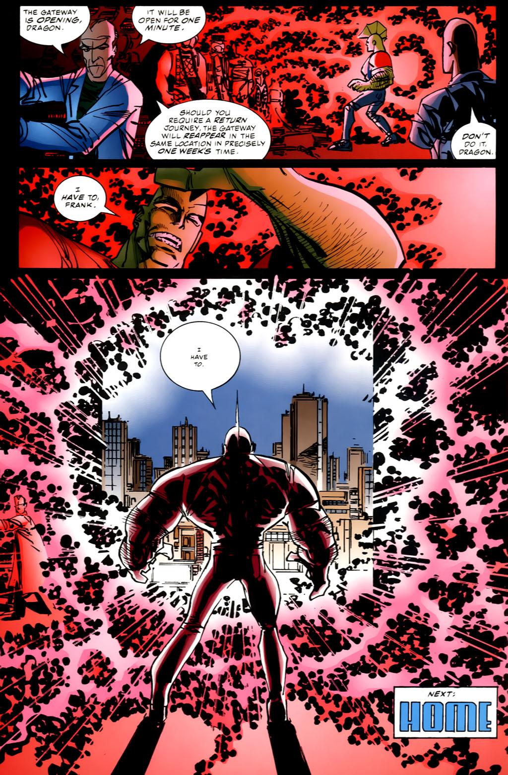 The Savage Dragon (1993) Issue #97 #100 - English 23