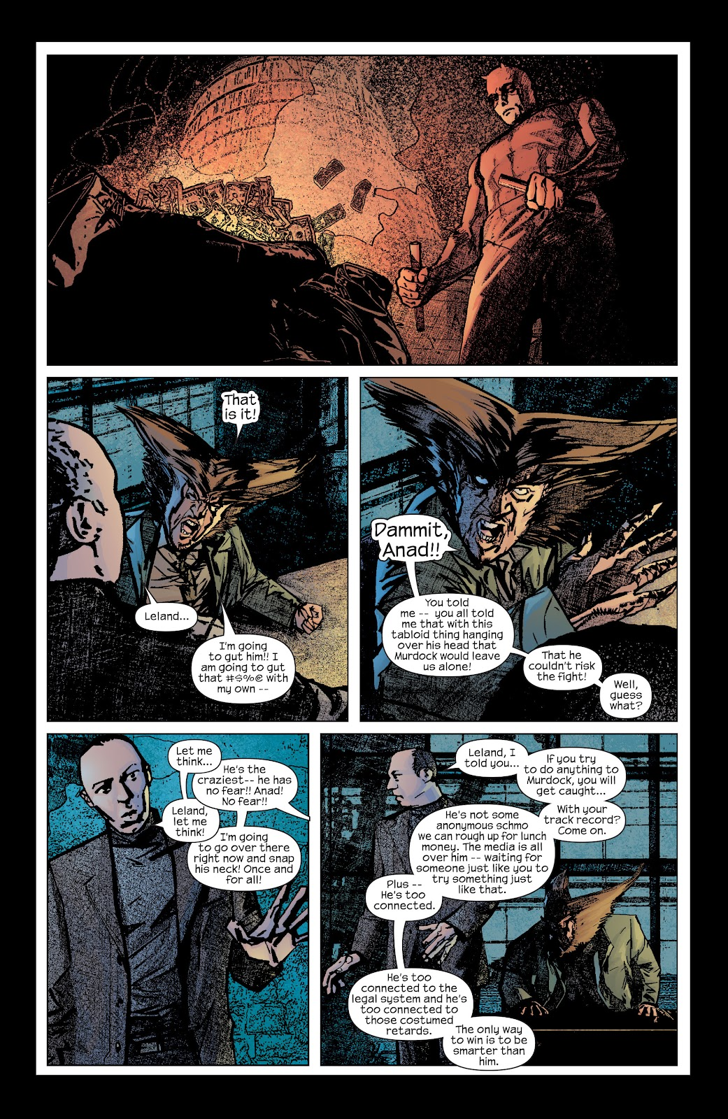 Read online Daredevil (1998) comic -  Issue # _Ultimate_Collection TPB 2 (Part 1) - 22