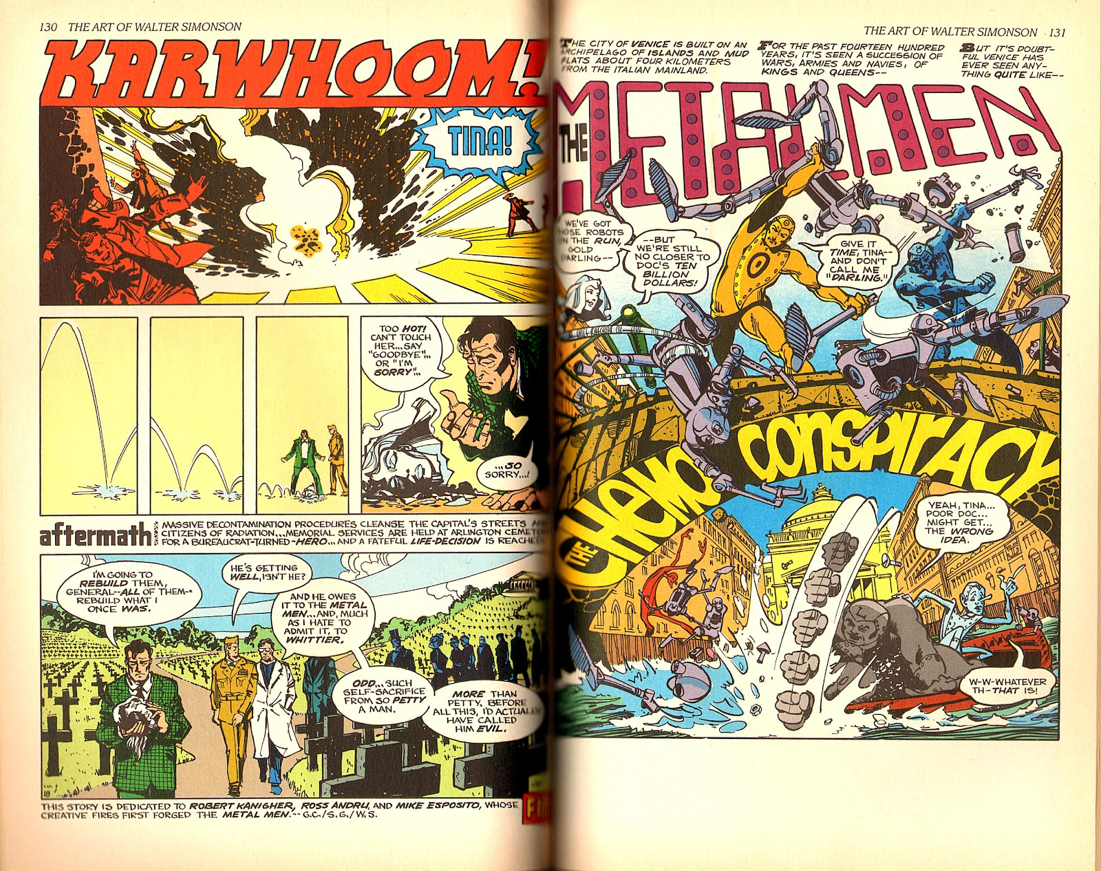Read online The Art of Walter Simonson comic -  Issue # TPB - 67