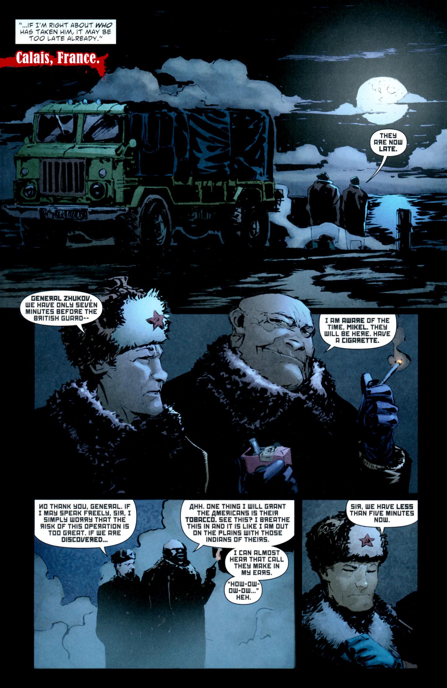 Read online American Vampire: Lord of Nightmares comic -  Issue #2 - 14