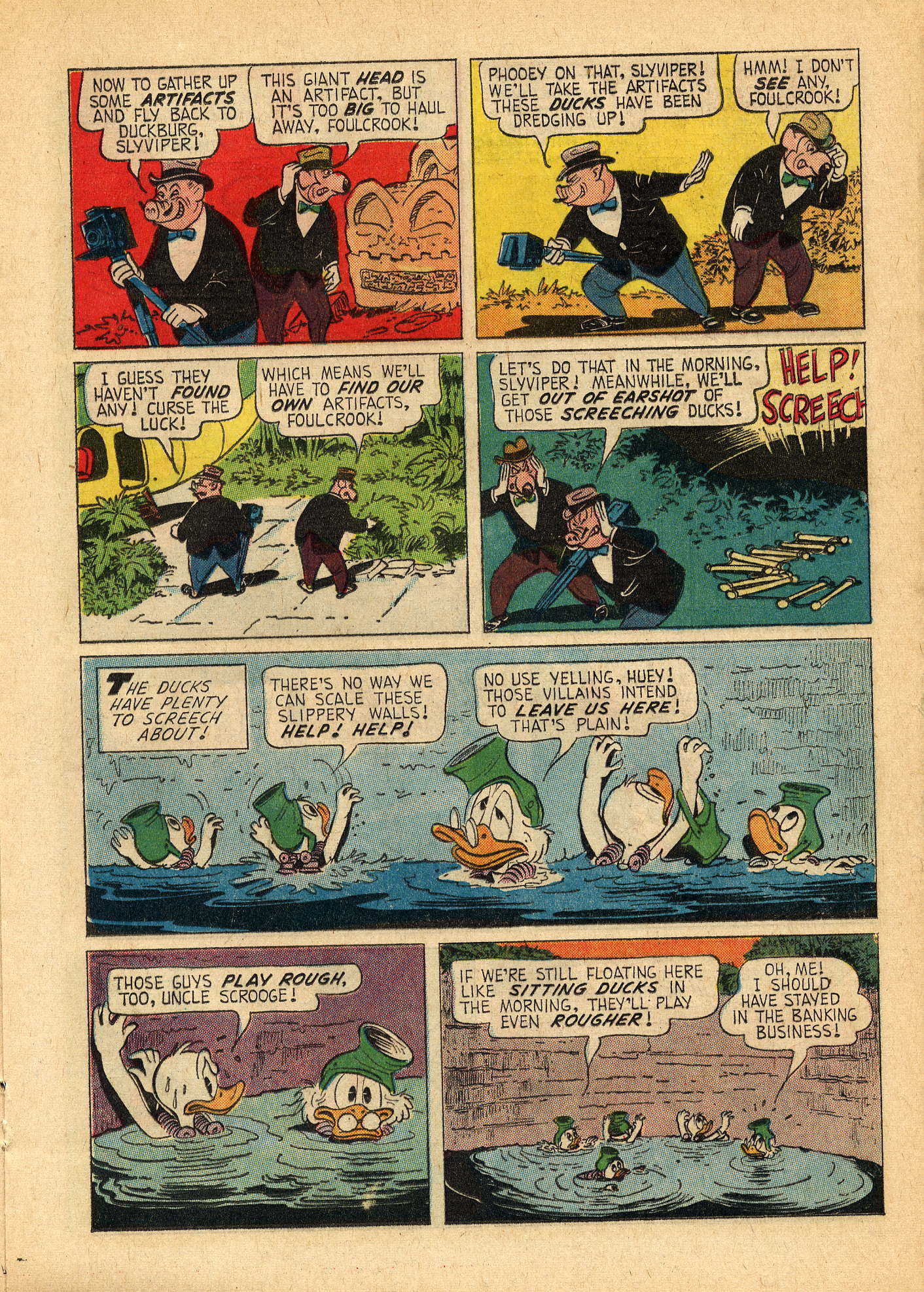 Read online Uncle Scrooge (1953) comic -  Issue #44 - 17