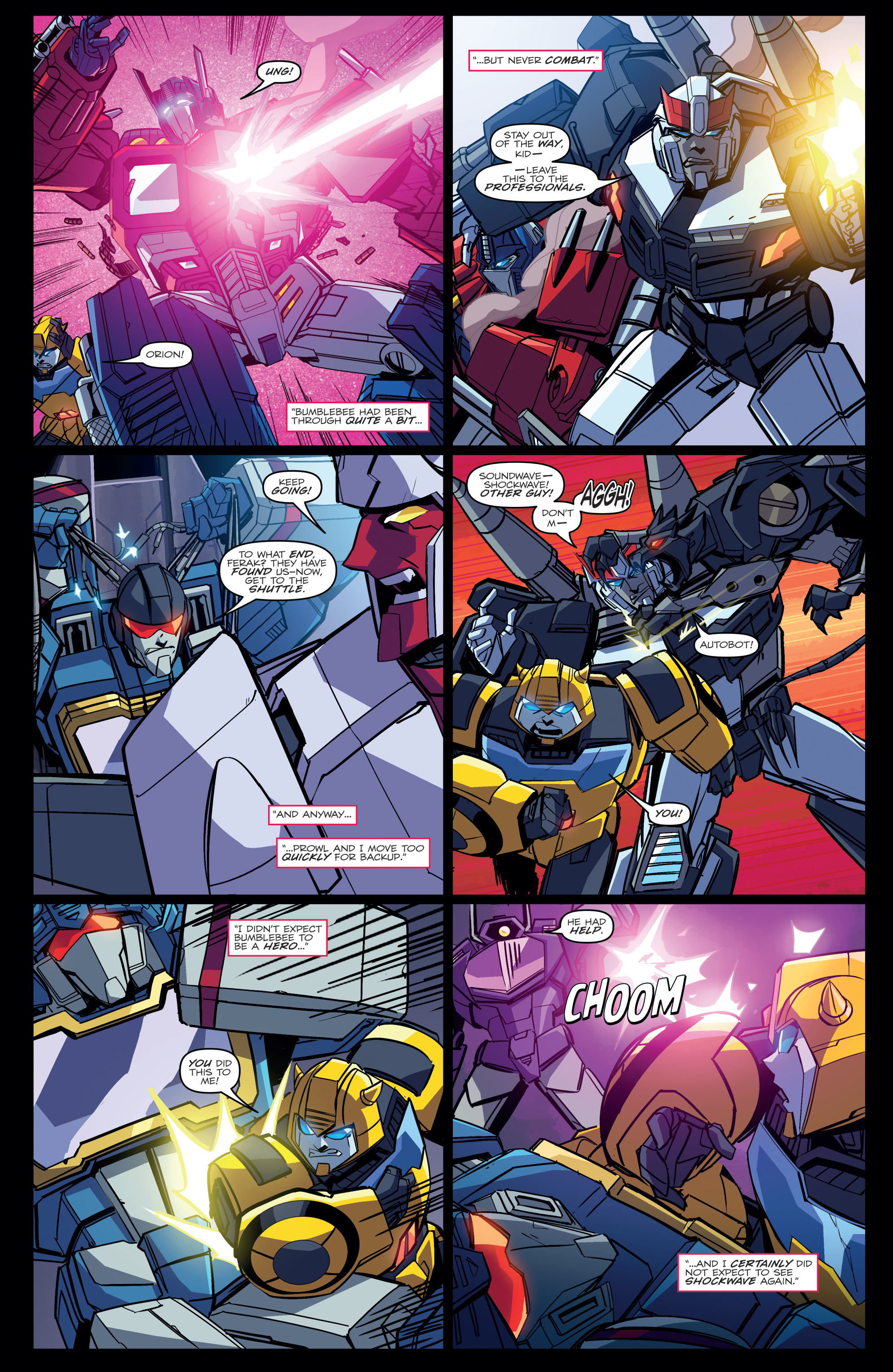 Read online Transformers Annual comic -  Issue # Full - 19