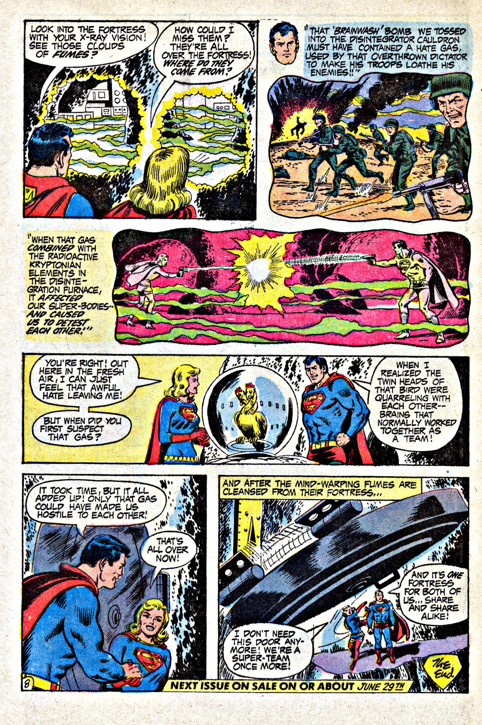 Read online Action Comics (1938) comic -  Issue #402 - 32