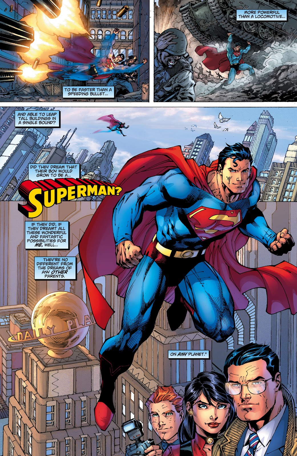 Read online Superman: For Tomorrow comic -  Issue # TPB (Part 1) - 6