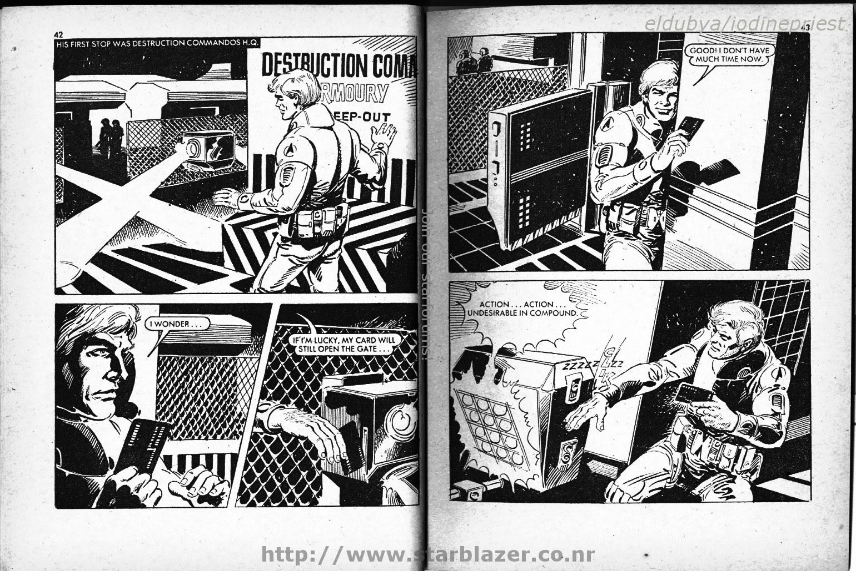 Starblazer issue 65 - Page 23