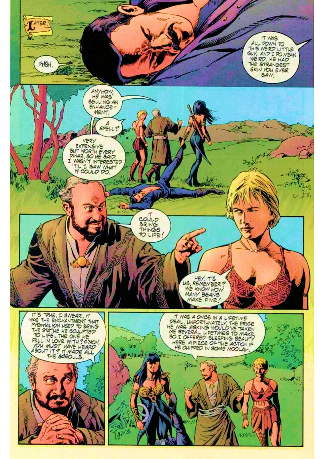 Xena: Warrior Princess (1999) Issue #14 #14 - English 11