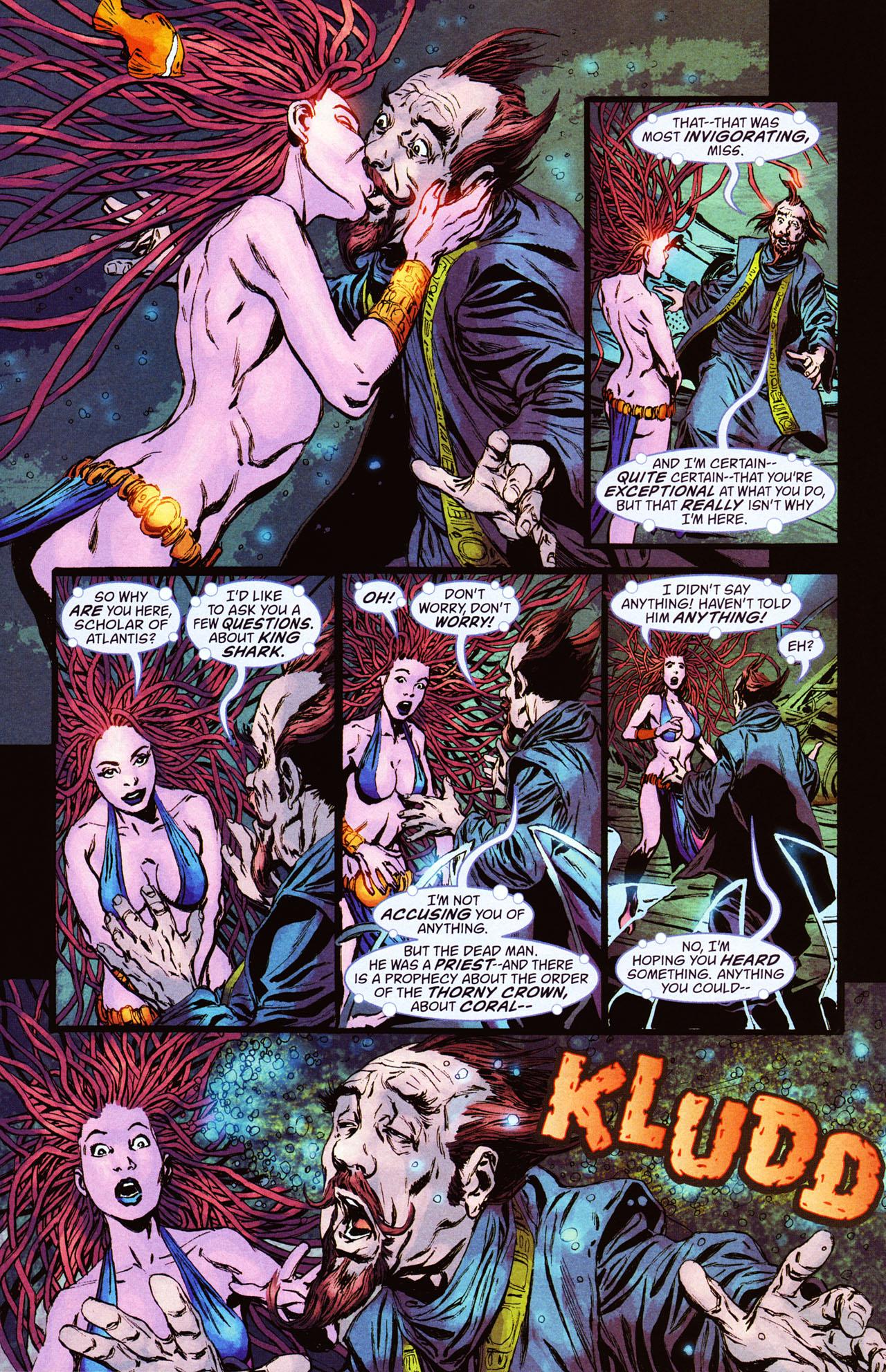 Read online Aquaman: Sword of Atlantis comic -  Issue #46 - 32