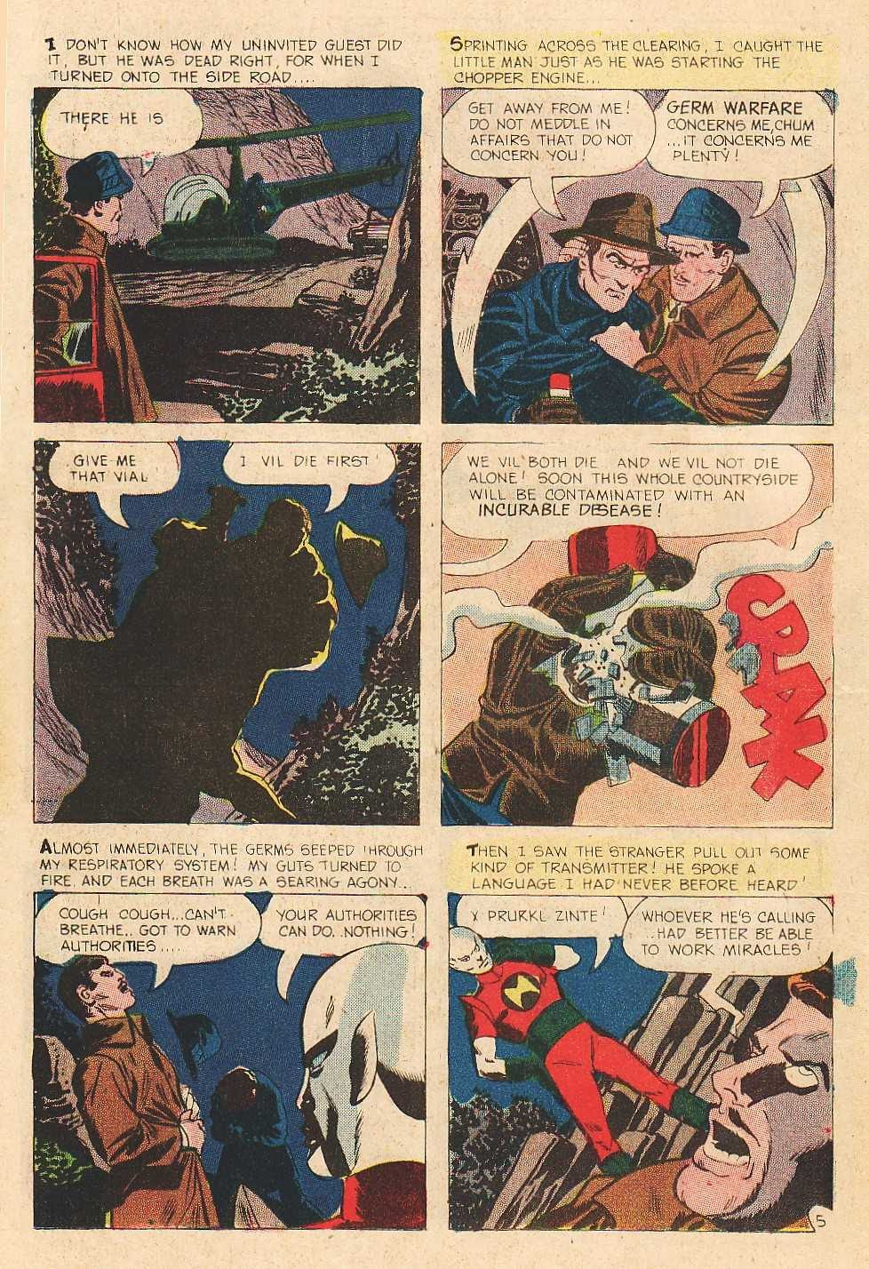 Space Adventures (1968) issue 1 - Page 18
