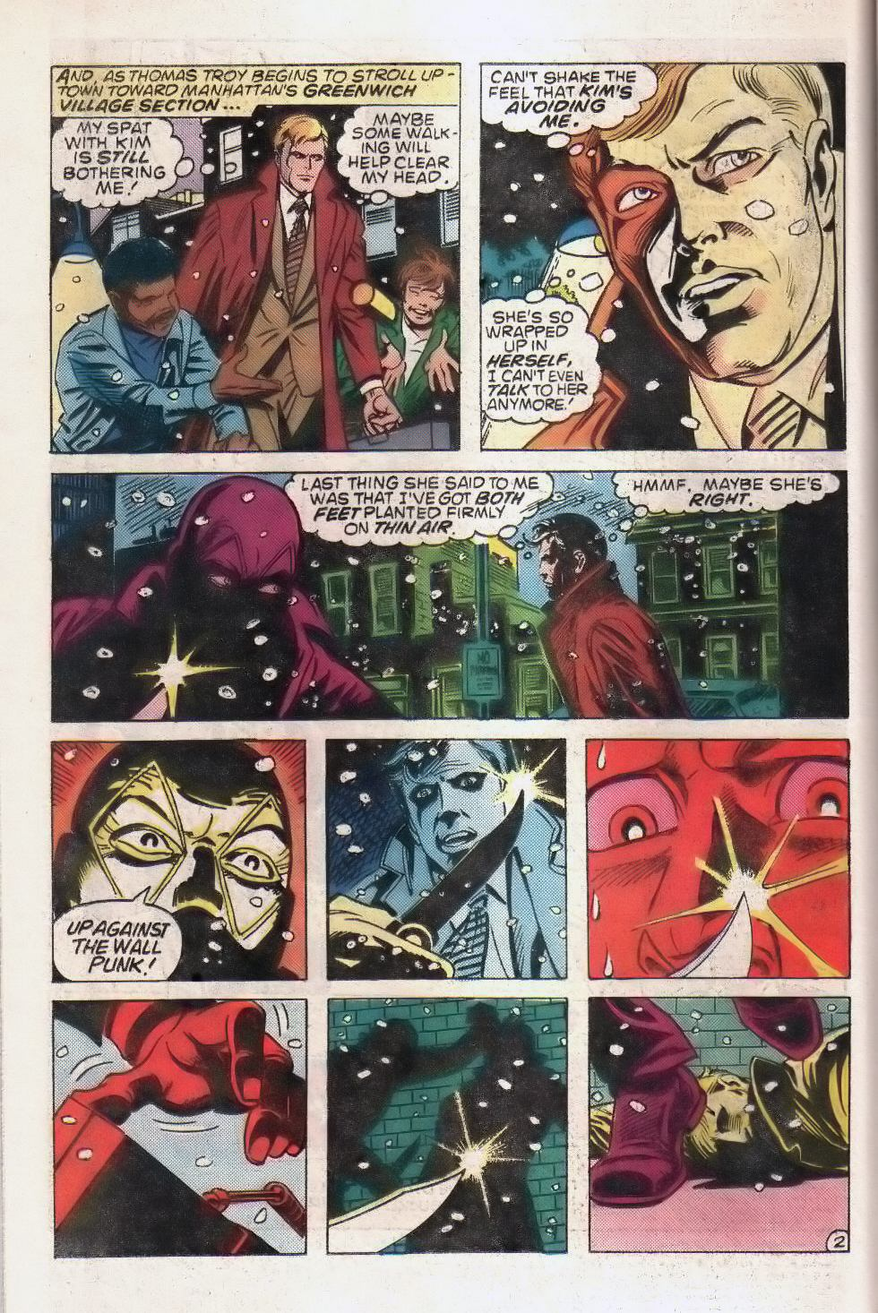 Read online The Fly (1983) comic -  Issue #2 - 14