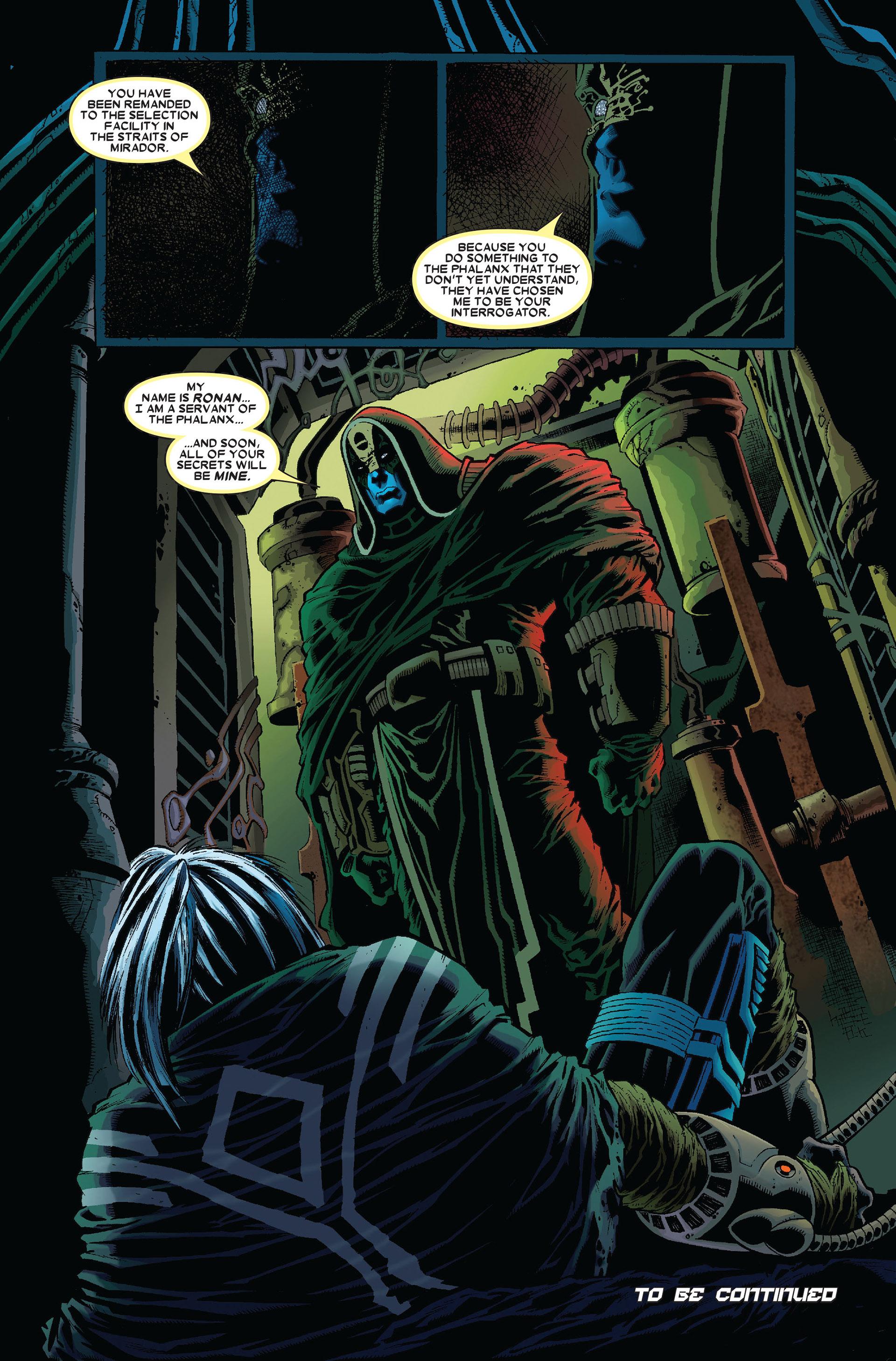 Read online Annihilation: Conquest - Wraith comic -  Issue #1 - 24