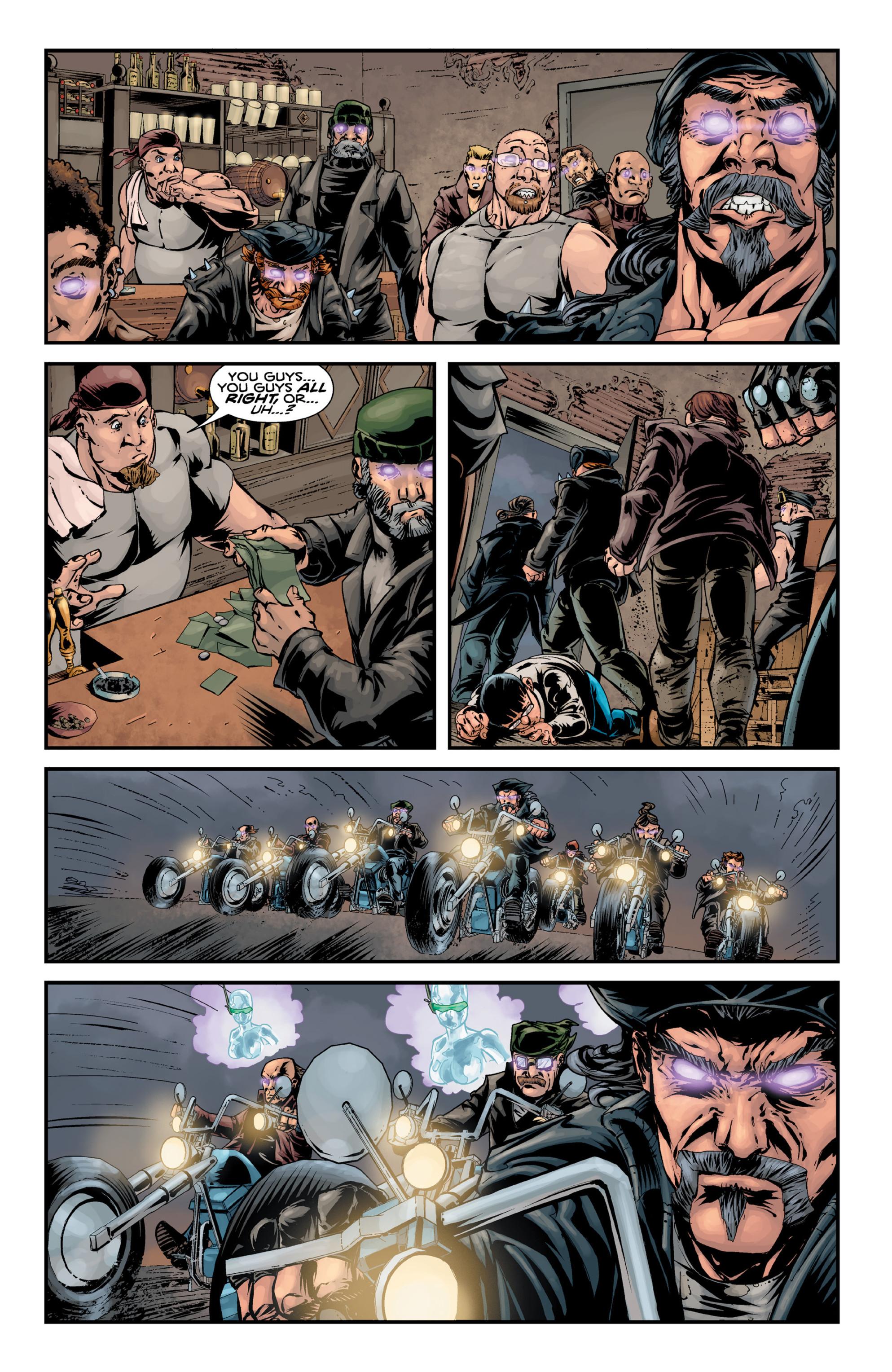 Read online Brain Boy:  The Men from G.E.S.T.A.L.T. comic -  Issue # TPB - 49