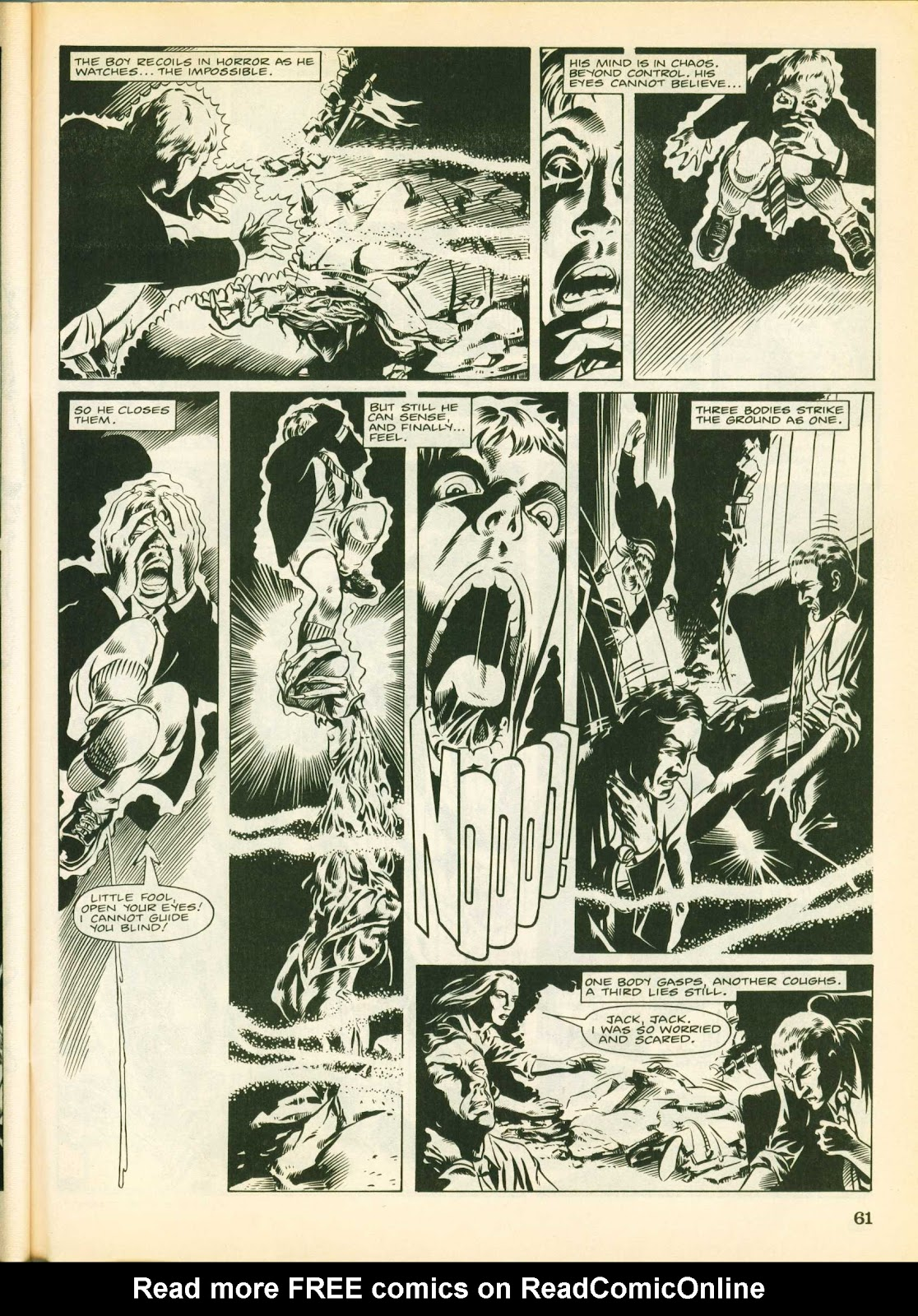 Warrior Issue #25 #26 - English 60