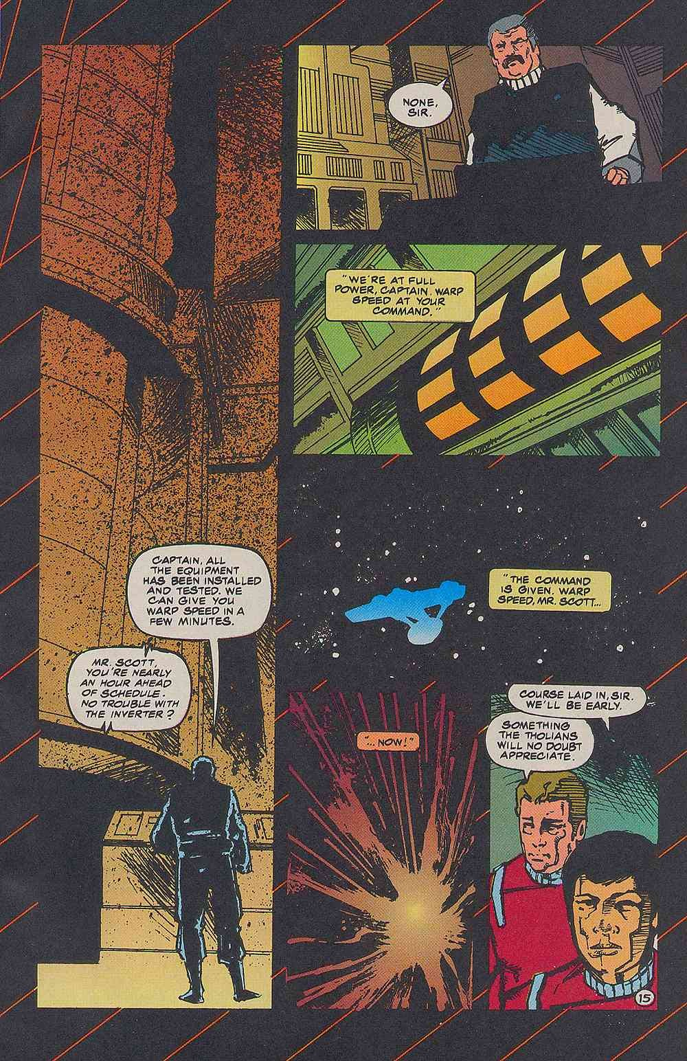 Read online Star Trek (1989) comic -  Issue # _Special 2 - 18
