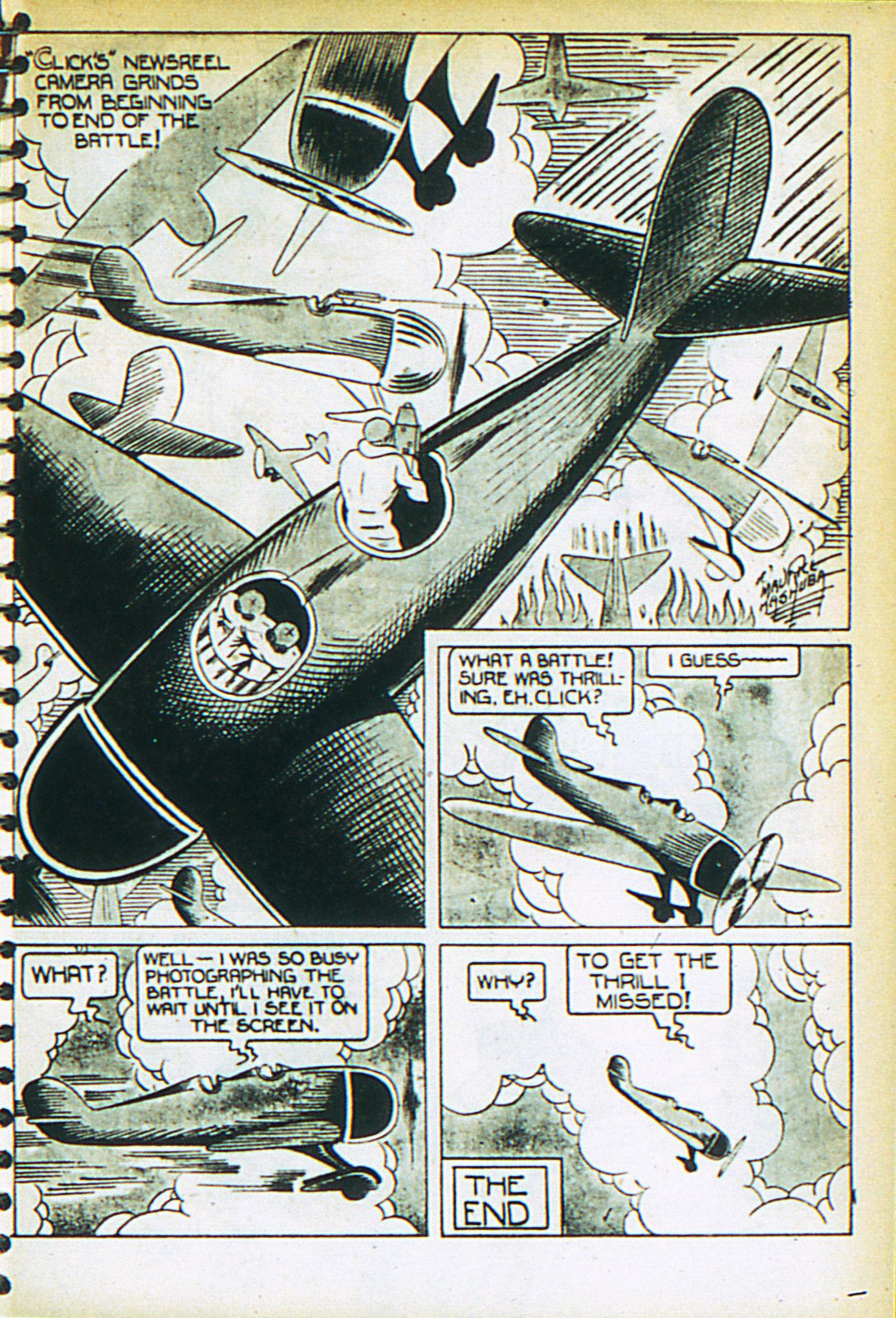 Read online Adventure Comics (1938) comic -  Issue #26 - 42