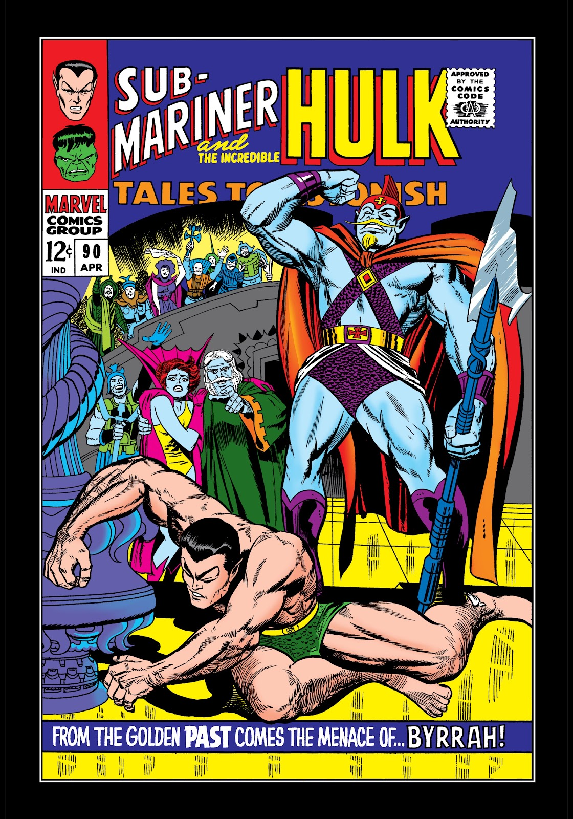 Read online Marvel Masterworks: The Incredible Hulk comic -  Issue # TPB 3 (Part 2) - 17