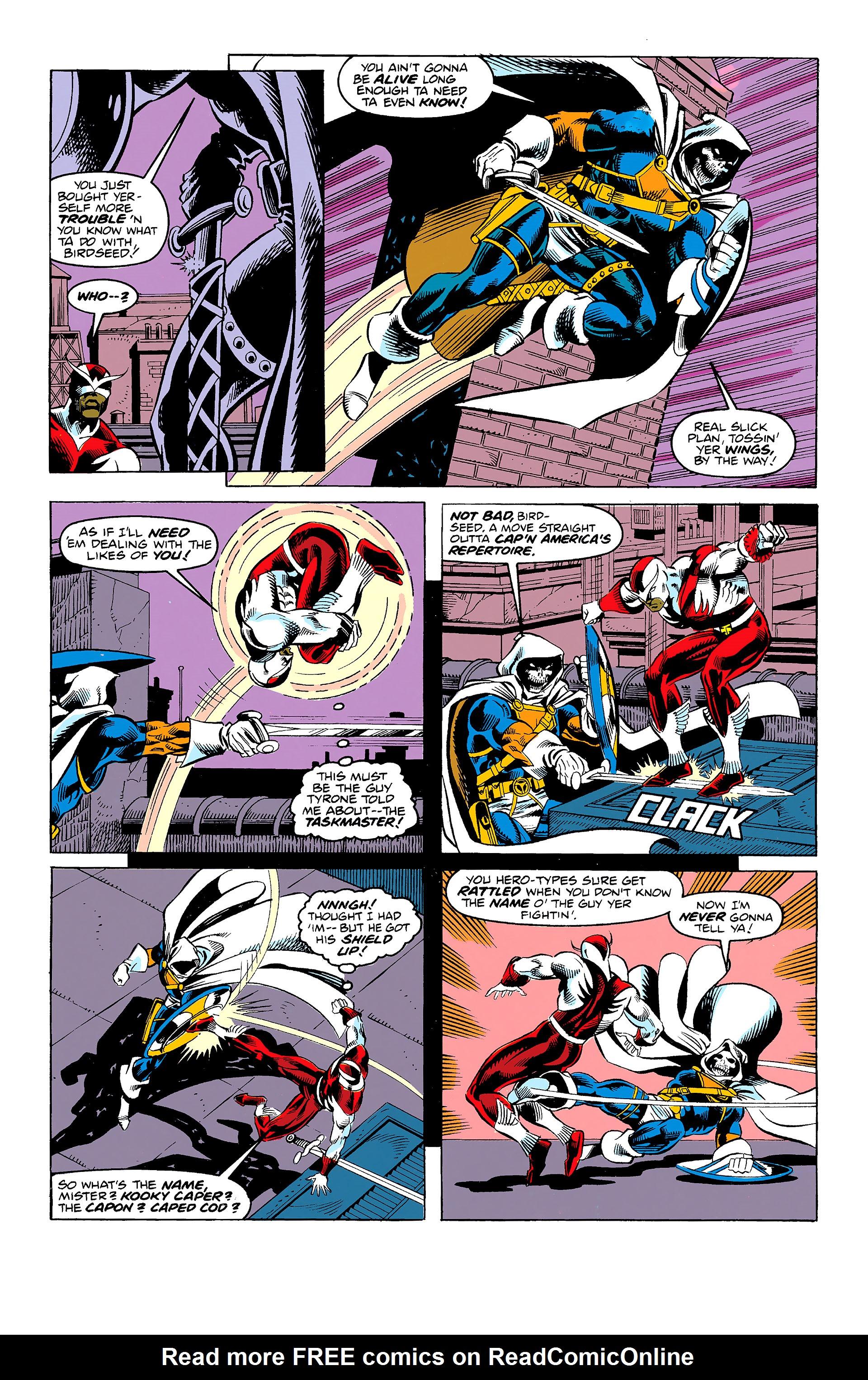 Read online Captain America (1968) comic -  Issue # _Annual 11 - 42