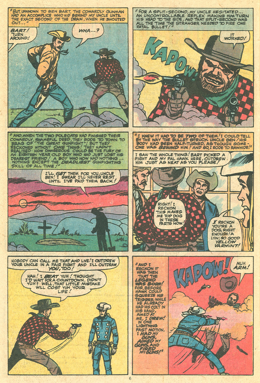 The Rawhide Kid (1955) issue 143 - Page 8