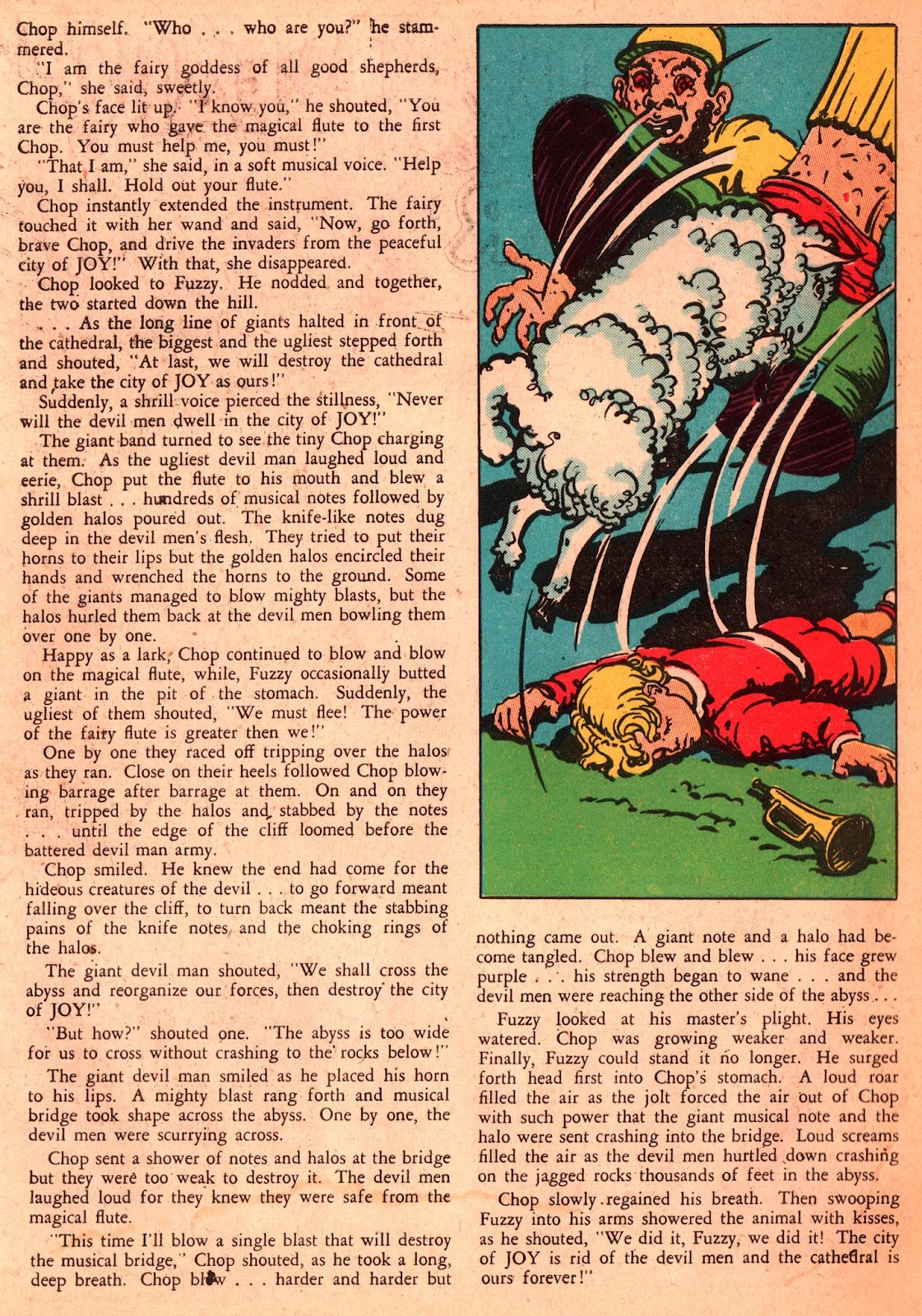 Jingle Jangle Comics issue 2 - Page 58