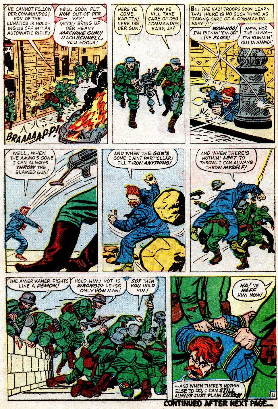 Read online Sgt. Fury comic -  Issue #2 - 14