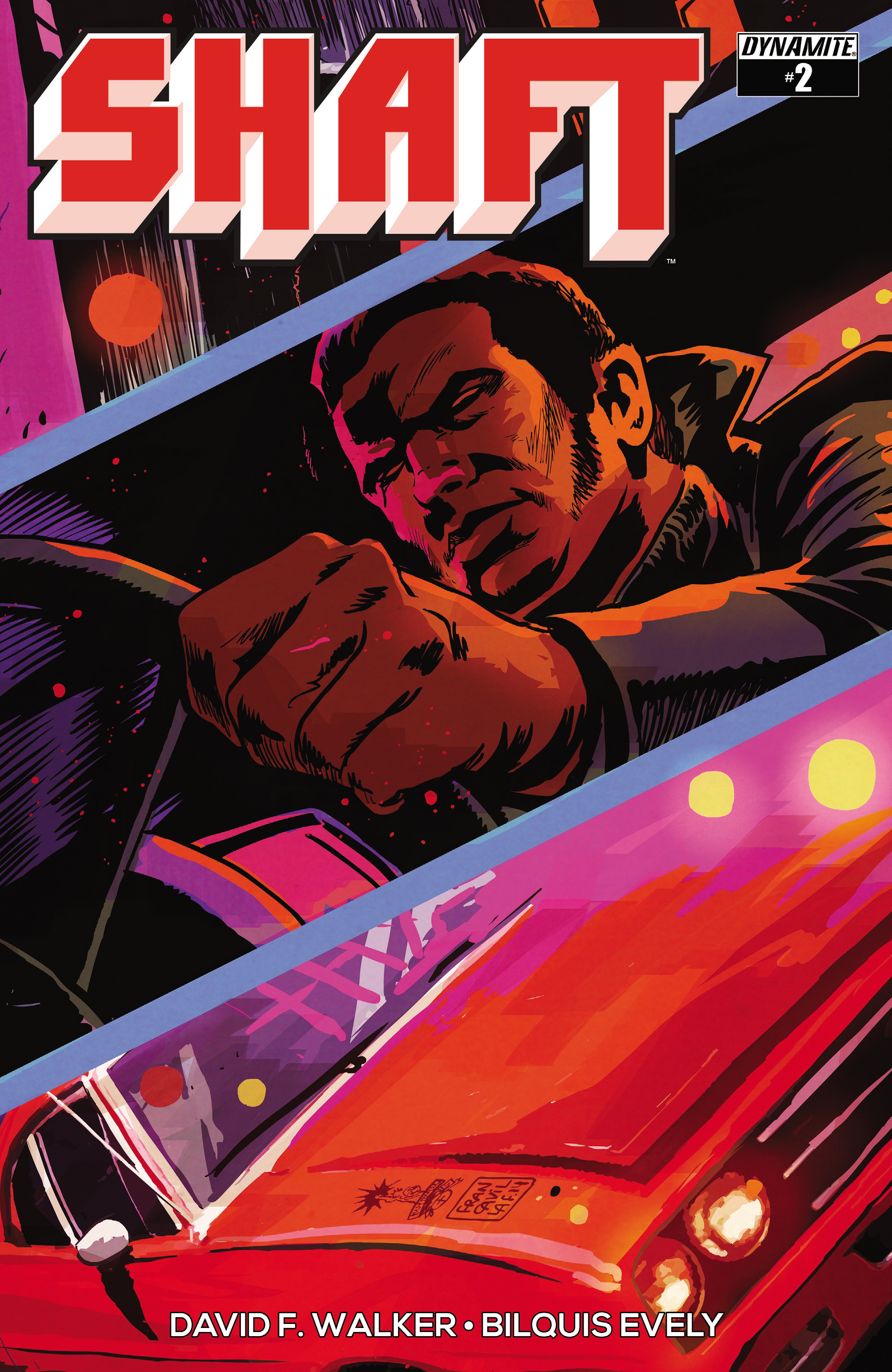 Read online Shaft comic -  Issue #2 - 2
