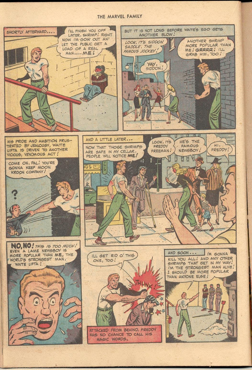 The Marvel Family issue 38 - Page 20