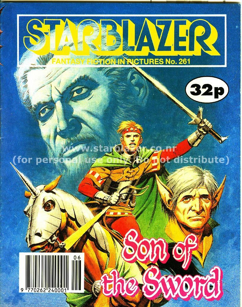 Starblazer issue 261 - Page 1