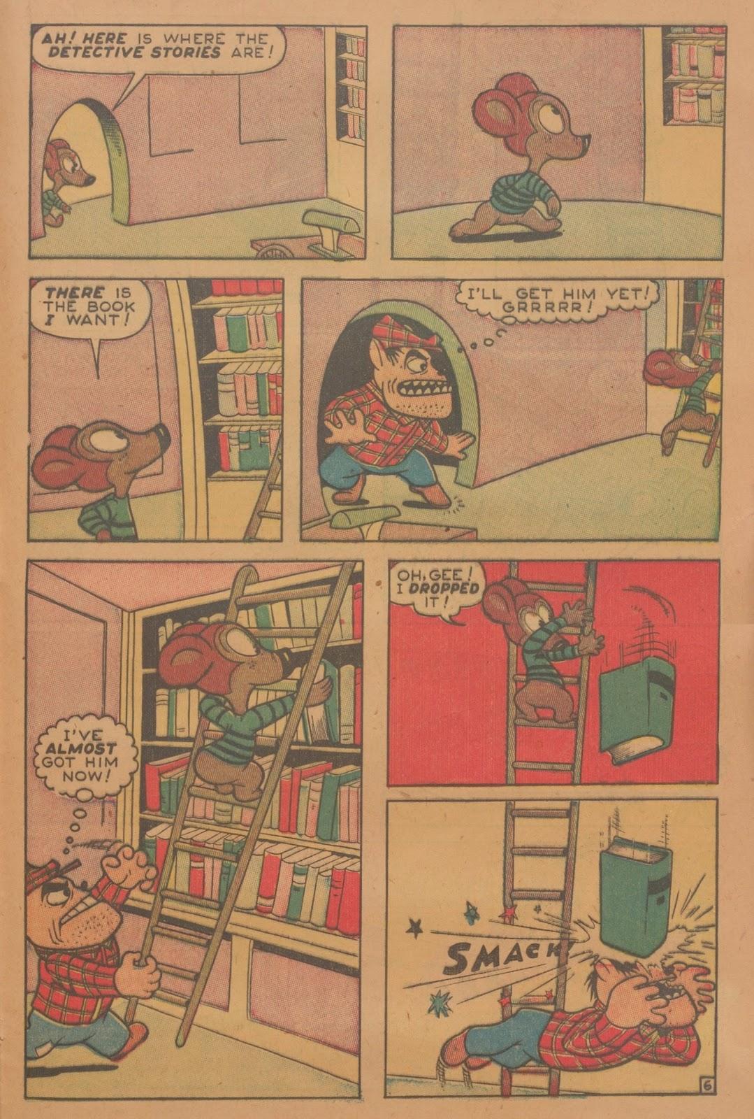 Krazy Komics issue 25 - Page 37