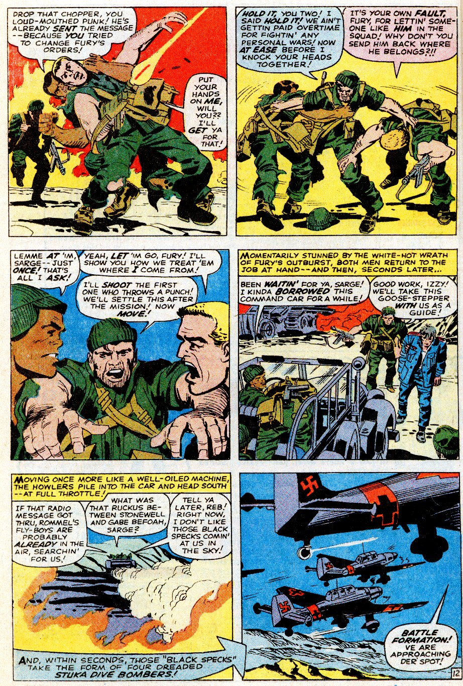 Read online Sgt. Fury comic -  Issue # _Special 5 - 16