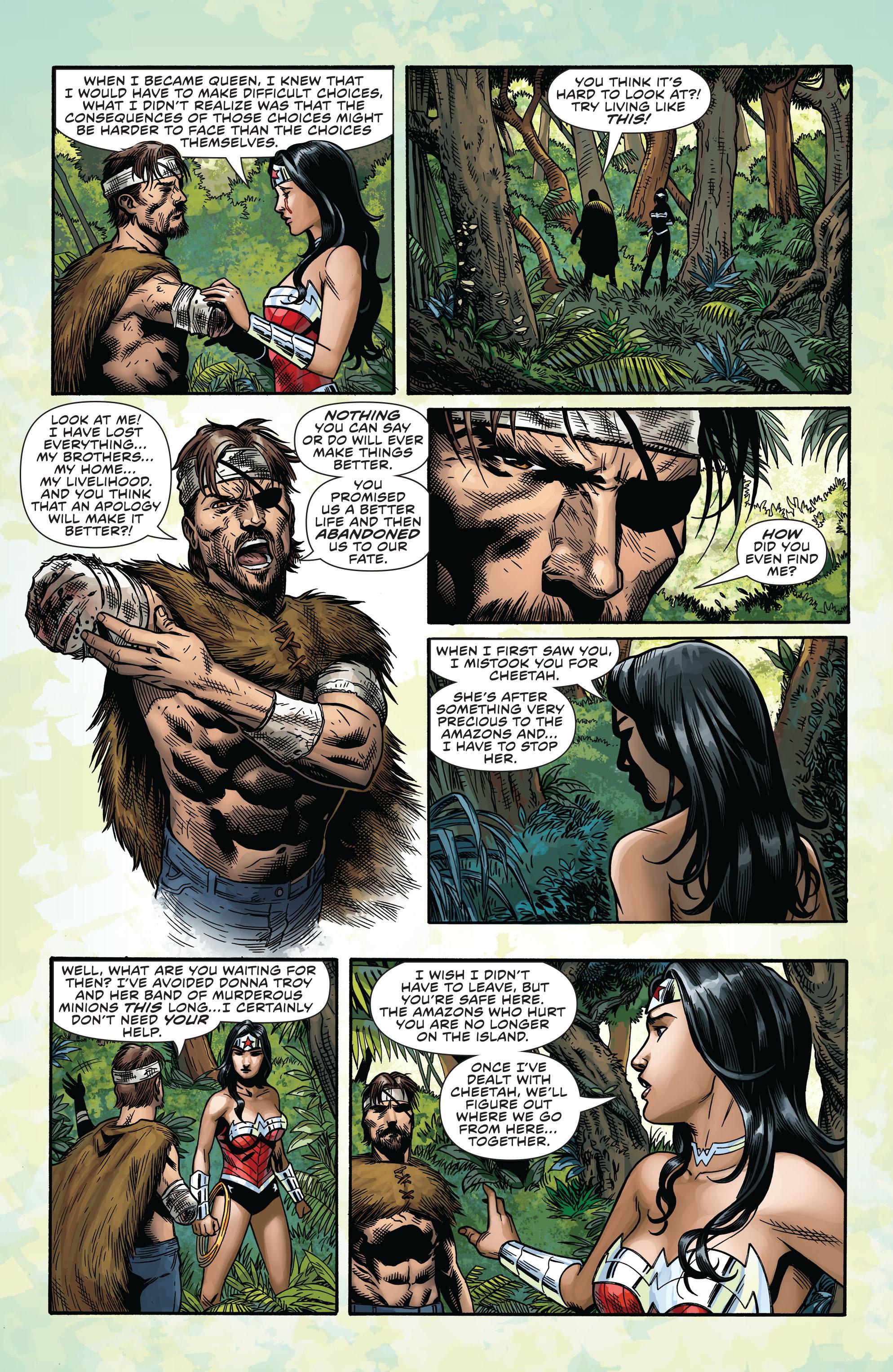 Read online Wonder Woman (2011) comic -  Issue #47 - 16