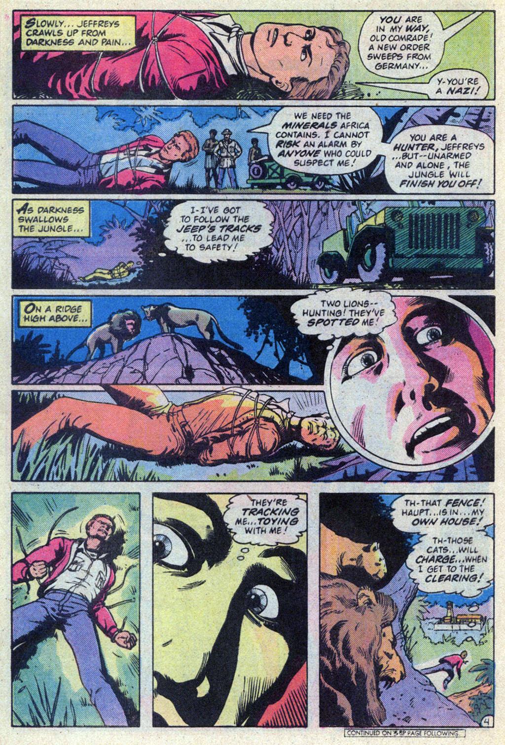 Read online Sgt. Rock comic -  Issue #369 - 22