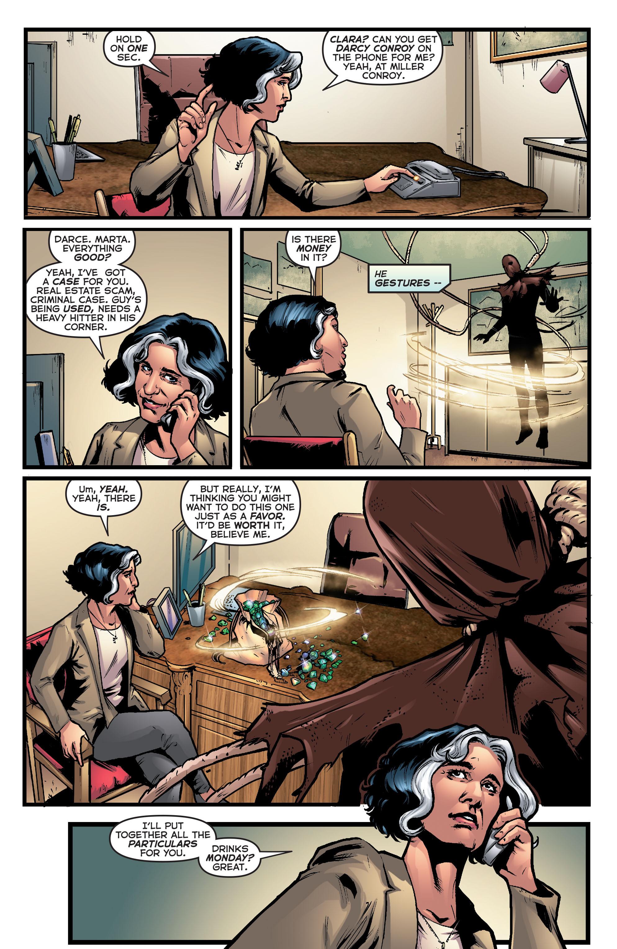 Read online Astro City comic -  Issue #39 - 18