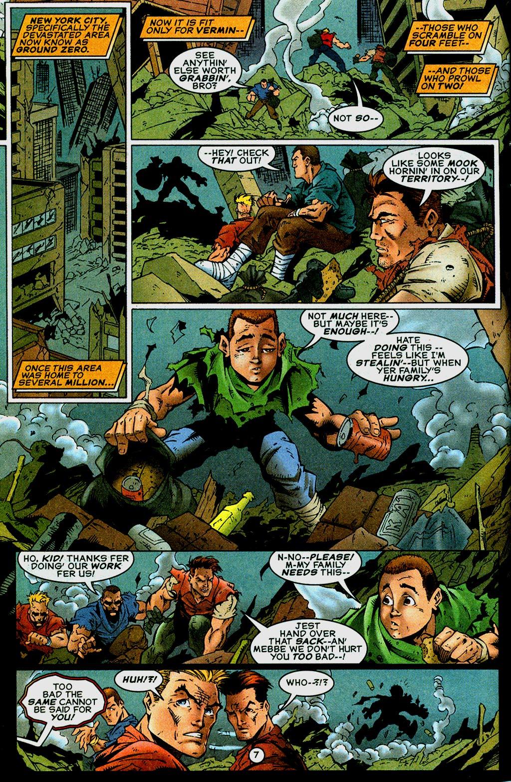 Read online UltraForce (1995) comic -  Issue #14 - 7