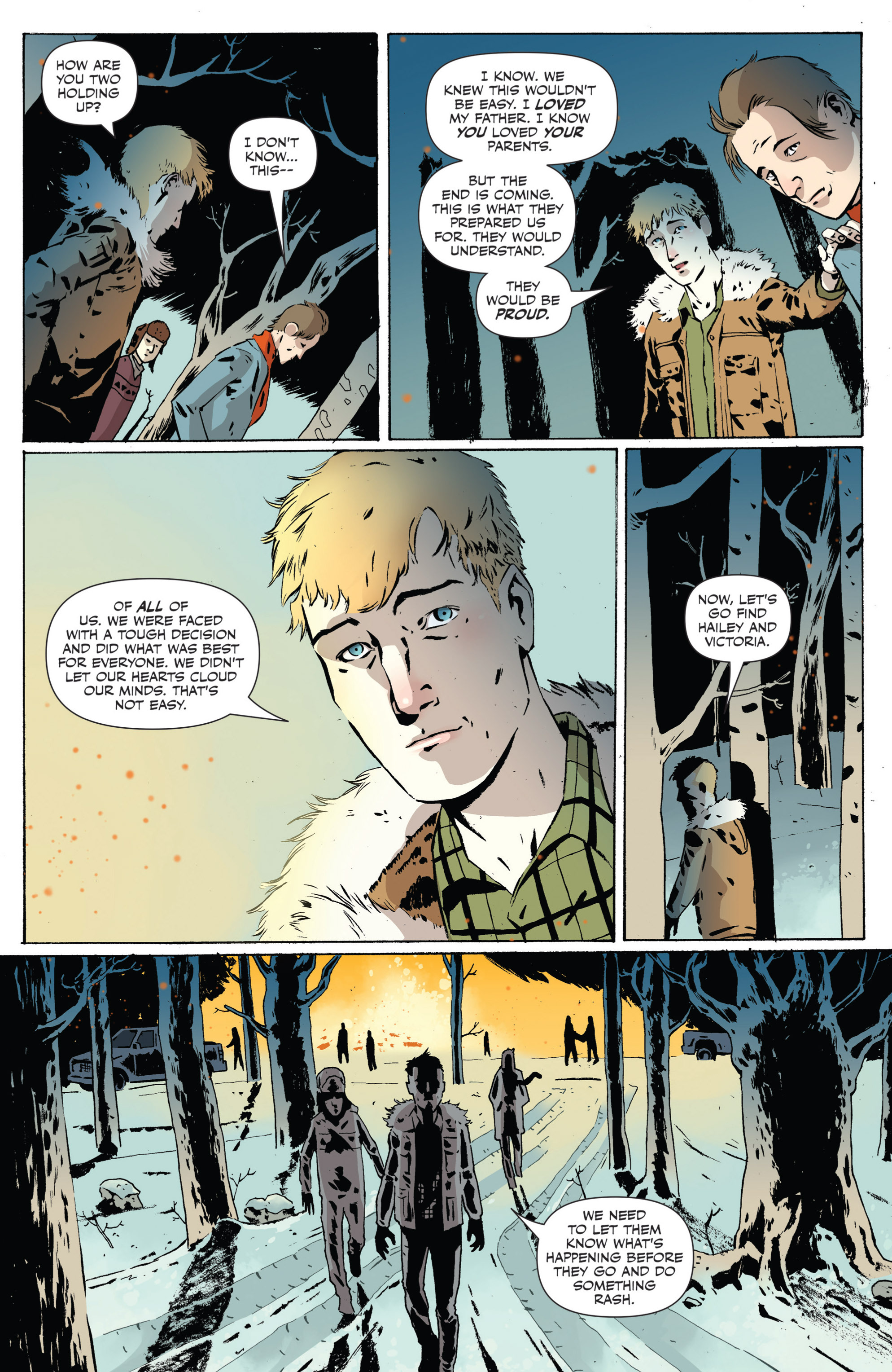 Read online Sheltered comic -  Issue #2 - 12